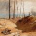 First World War pastel drawing; Lytton, Hon Neville; 1914 - 1918; 1922.1944.6