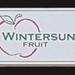 Wintersun Fruit; Maker not known; 36.3795