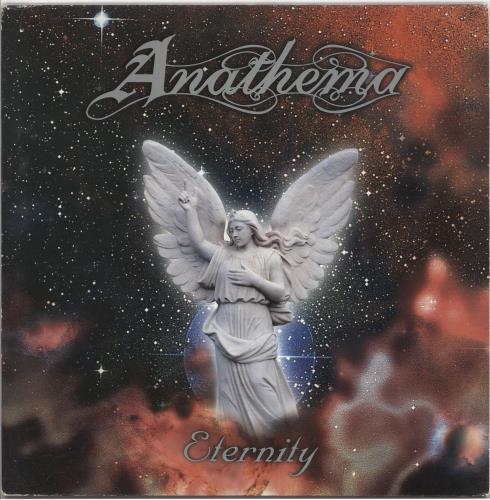 Anathema Eternity vinyl LP album (LP record) UK A1FLPET722193