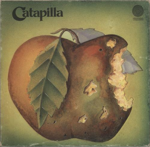 Catapilla Catapilla - EX vinyl LP album (LP record) UK CT2LPCA735038