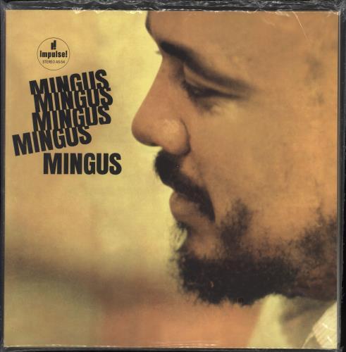 Charles Mingus Mingus Mingus Mingus Mingus Mingus - 45rpm - Sealed 2-LP vinyl record set (Double Album) US CA82LMI706954