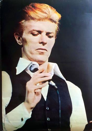 David Bowie Thin White Duke Poster poster UK BOWPOTH753356