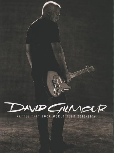 Phone Call From Your Girl Wallpaper David Gilmour Rattle That Lock World Tour 2015 2016 Uk