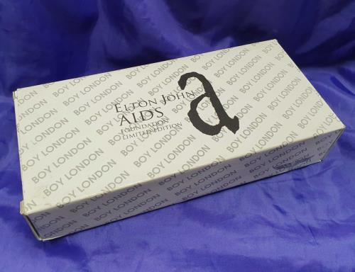 Elton John Boy London Wristwatch Box Set memorabilia US JOHMMBO261620