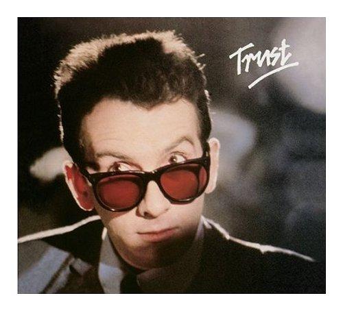 Image result for elvis costello trust album cover photo