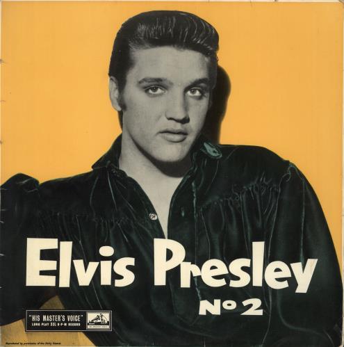 Elvis Presley Rock 'n' Roll No. 2 - VG vinyl LP album (LP record) UK ELVLPRO612365