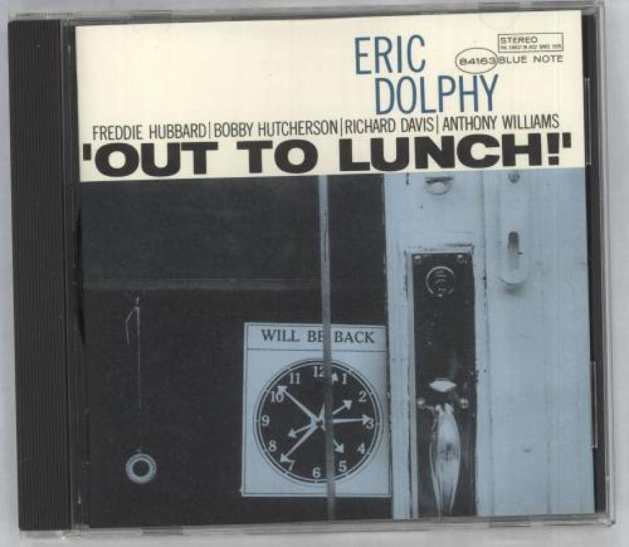 Eric Dolphy Out To Lunch! super audio CD SACD Japanese EDPSAOU730191
