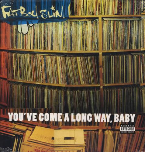 Fatboy Slim You've Come A Long Way Baby US 2-LP vinyl record set (Double Album) (393391)
