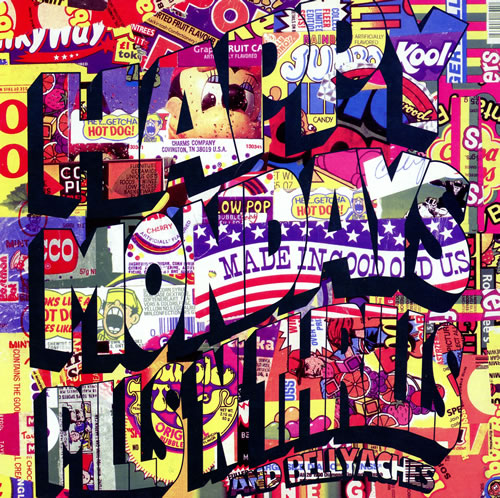 Happy Mondays Pills 'N' Thrills And Bellyaches - 1st vinyl LP album (LP record) UK HAPLPPI272600