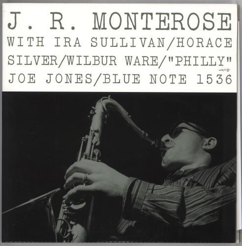 J.R. Monterose J.R. Monterose - 45RPM 180 Gram 2-LP vinyl record set (Double Album) US JRS2LJR728477
