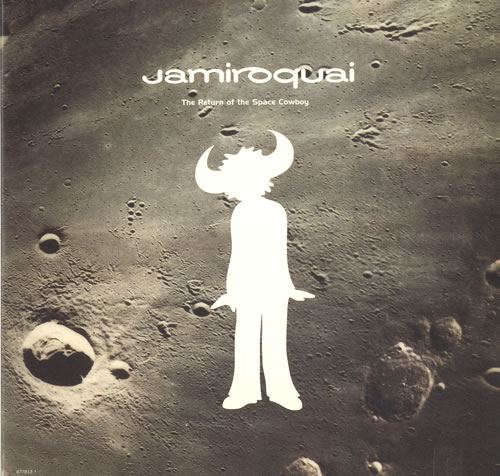 Jamiroquai The Return Of The Space Cowboy 2-LP vinyl record set (Double Album) UK JMQ2LTH553905