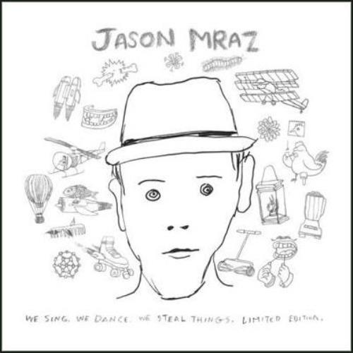 Jason Mraz We Sing, We Dance, We Steal Things: Limited