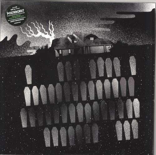 Jerry Goldsmith Poltergeist OST - RSD13 - Glow in the Dark Vinyl 2-LP vinyl record set (Double Album) US J-02LPO722452