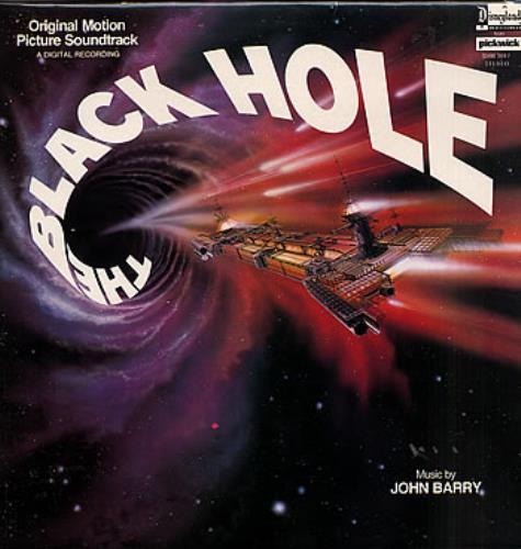John Barry (Composer) The Black Hole vinyl LP album (LP record) UK JBYLPTH290581
