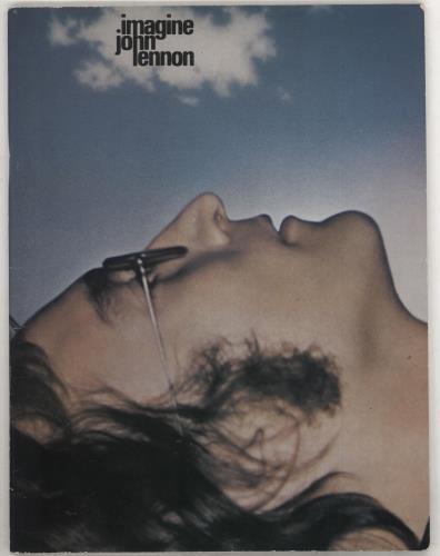 John Lennon Imagine sheet music UK LENSMIM733842