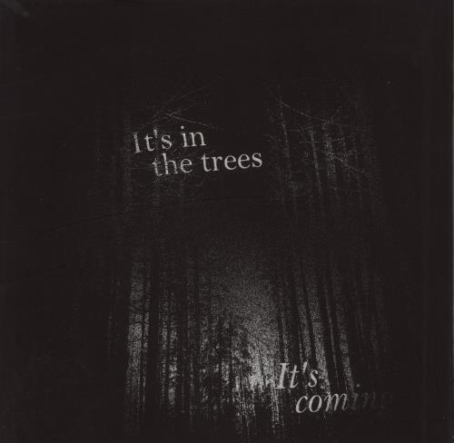 Kate Bush It's In The Trees... It's Coming t-shirt UK BUSTSIT734067