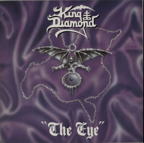 King Diamond The Eye vinyl LP album (LP record) Dutch KDILPTH606773