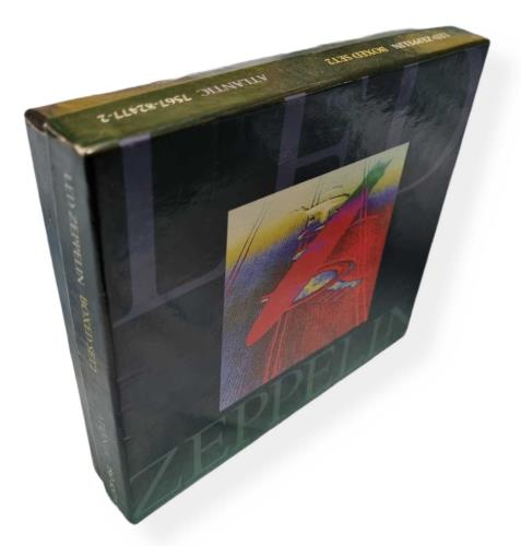 Led Zeppelin Boxed Set 2 2 CD album set (Double CD) German ZEP2CBO348793