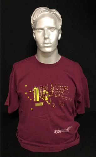 Lemon Jelly Three Nights Live At 93 Feet East t-shirt UK LJYTSTH729386