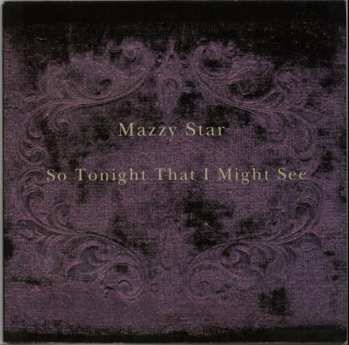 Mazzy Star So Tonight That I Might See vinyl LP album (LP record) UK MZZLPSO257710