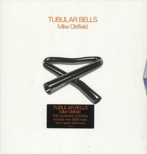 Mike Oldfield Tubular Bells: Ultimate Edition - Sealed box set UK OLDBXTU471981