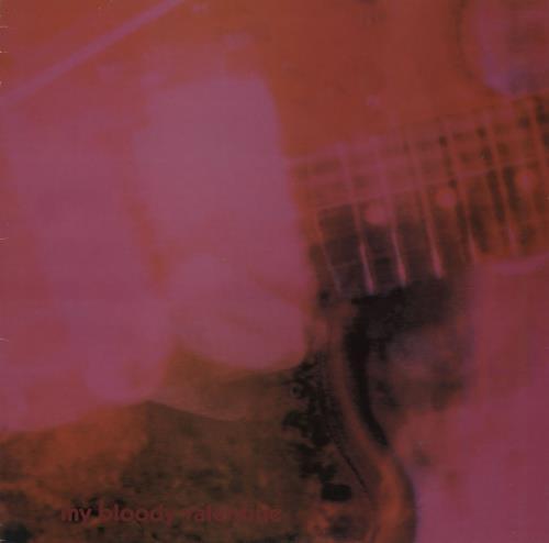 My Bloody Valentine Loveless - 1st - EX vinyl LP album (LP record) UK MBVLPLO684407