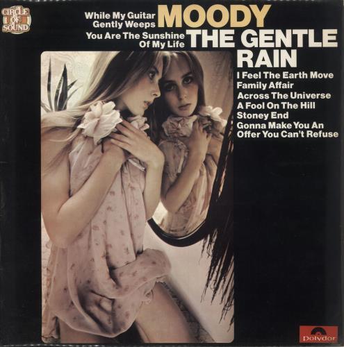 Nick Ingman Moody vinyl LP album (LP record) UK N2FLPMO745681