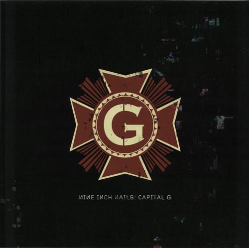 Nine Inch Nails Capital G Uk Promo 12 Vinyl Single 12 Inch Record Maxi Single 583069