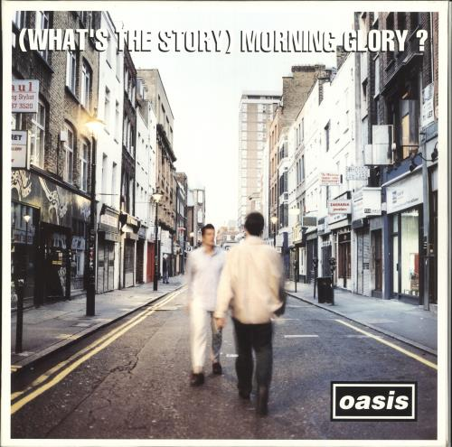 Oasis (What's The Story) Morning Glory? - 2nd 2-LP vinyl record set (Double Album) UK OAS2LWH650795