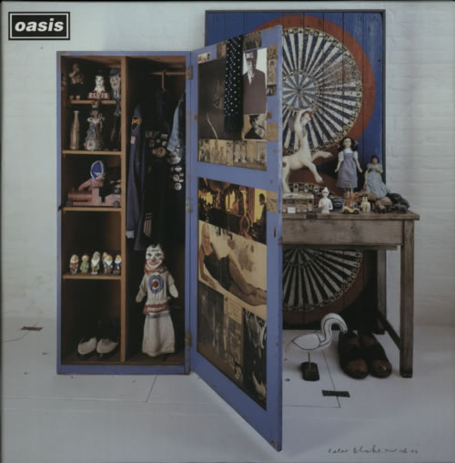 Oasis Stop The Clocks Vinyl Box Set UK OASVXST619584