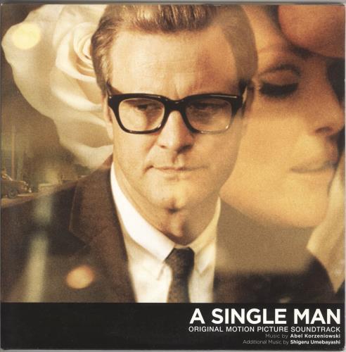 Original Soundtrack A Single Man - 180gm Gold Vinyl 2-LP vinyl record set (Double Album) UK OST2LAS733271