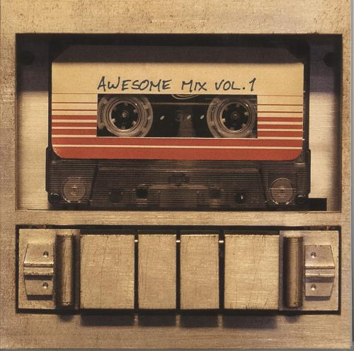 Original Soundtrack Guardians Of The Galaxy: Awesome Mix Vol. 1 vinyl LP album (LP record) Dutch OSTLPGU726497