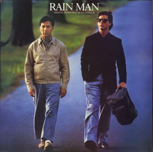 Original Soundtrack Rain Man vinyl LP album (LP record) UK OSTLPRA607193