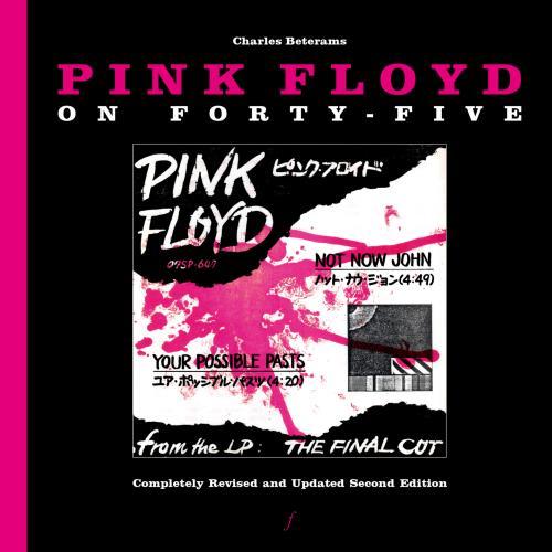 Pink Floyd Pink Floyd On Forty-Five book Dutch PINBKPI751937