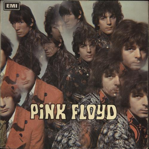Pink Floyd The Piper At The Gates Of Dawn - 1st (b) - VG/VG- vinyl LP album (LP record) UK PINLPTH613140