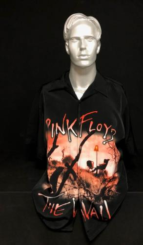Pink Floyd The Wall - Club Shirt - M + Bag clothing US PINMCTH718205