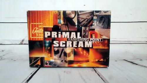 Primal Scream Vanishing Point - Car memorabilia UK PMLMMVA131663