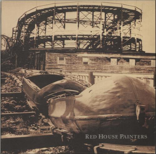 Red House Painters Red House Painters 2-LP vinyl record set (Double Album) UK RHS2LRE651875