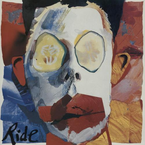 Ride Going Blank Again 2-LP vinyl record set (Double Album) UK RID2LGO750128