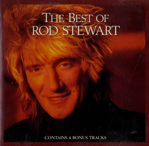 Rod Stewart Best Of Rod Stewart German CD album CDLP