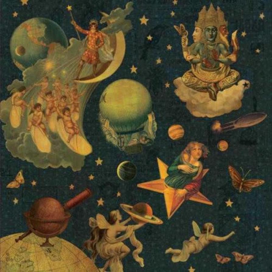 Smashing Pumpkins Mellon Collie And The Infinite Sadness Vinyl Box Set US SMPVXME745096