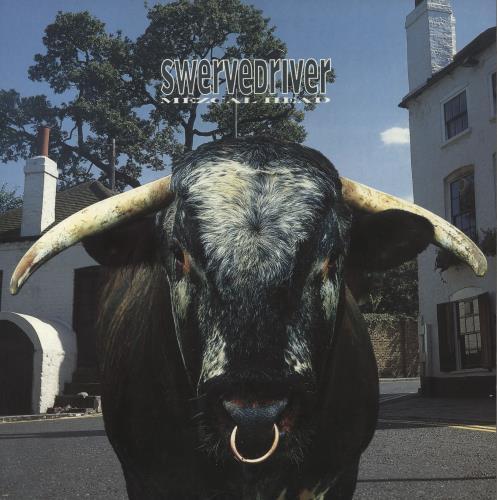 Swervedriver Mezcal Head - EX vinyl LP album (LP record) UK SWELPME733938