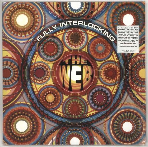 The Web Fully Interlocking - 180gm Vinyl - Sealed vinyl LP album (LP record) UK 0NOLPFU734442
