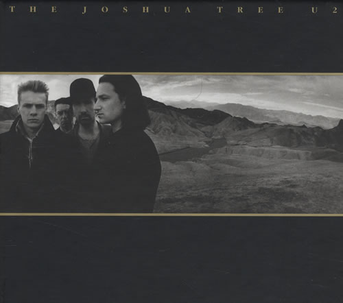 U2 The Joshua Tree  20th Anniversary Edition Uk 2 Cd