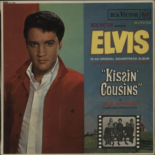 Image result for kissing cousin lp
