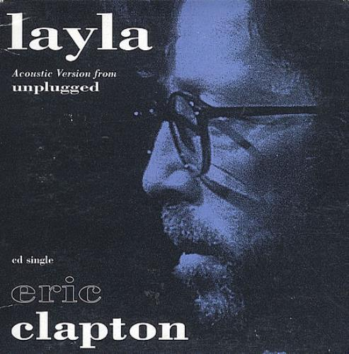 Eric Clapton Layla And Other Assorted Love Songs Records