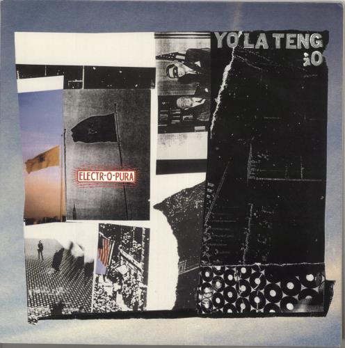 Yo La Tengo Electr-O-Pura vinyl LP album (LP record) US YLGLPEL734764