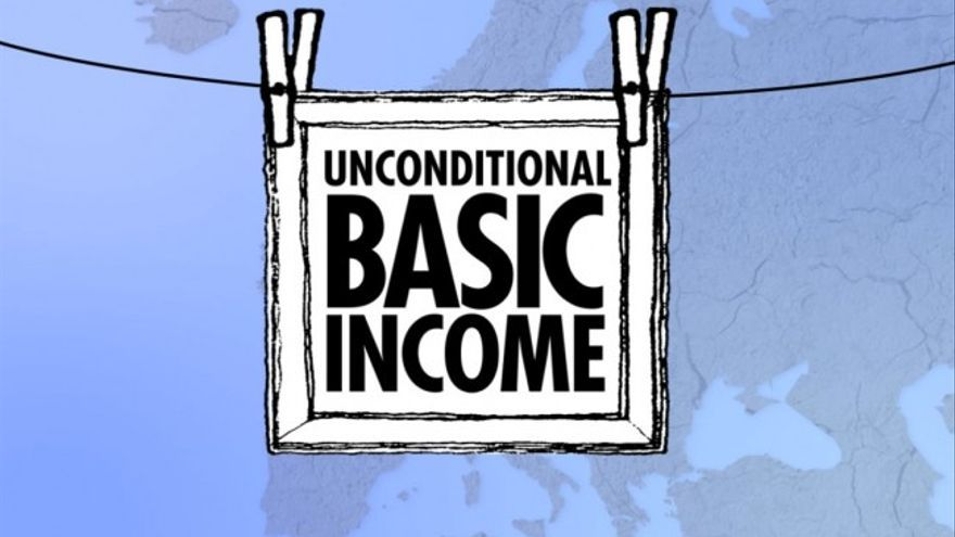 "Imagen correspondiente a la campaña europea  <A HREF=""https://www.facebook.com/ECI.BasicIncome"">""Initiative for a Basic Income in Europe""</A>."