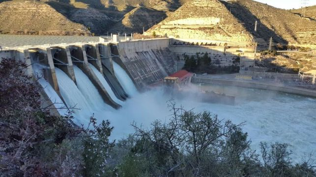 El pantano de Mequinenza produce cada año 650.000 megawatios