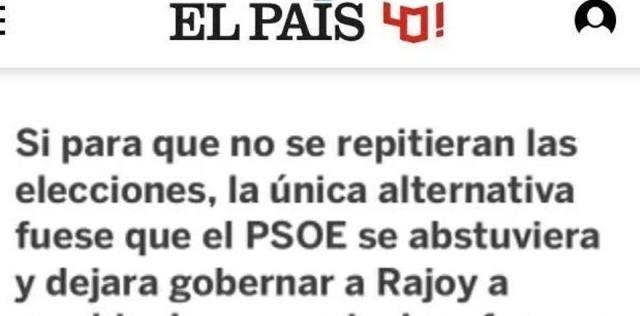 Encuesta El País